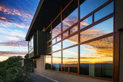 Morning Sky Residence by Michael Szerbaty © Jon Reis.